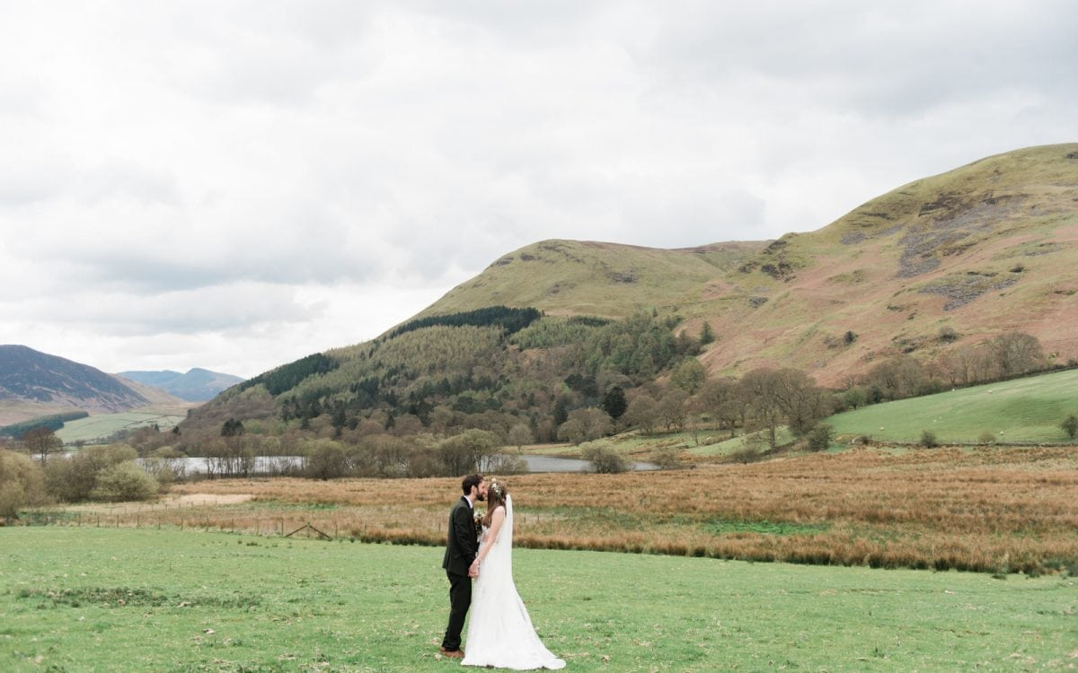 Lake District Wedding Photography - Suzi & Rob