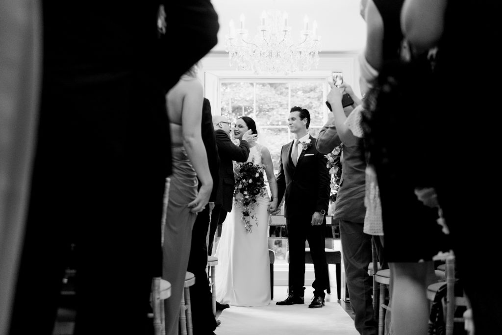 Wedding Photography at The Old Vicarage Boutique Hotel