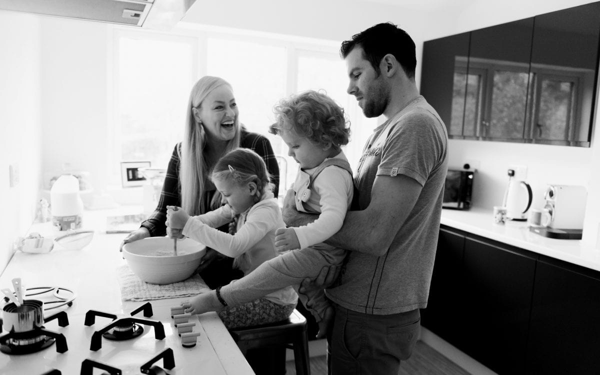 A Sheffield Family Shoot - A Day In The Life