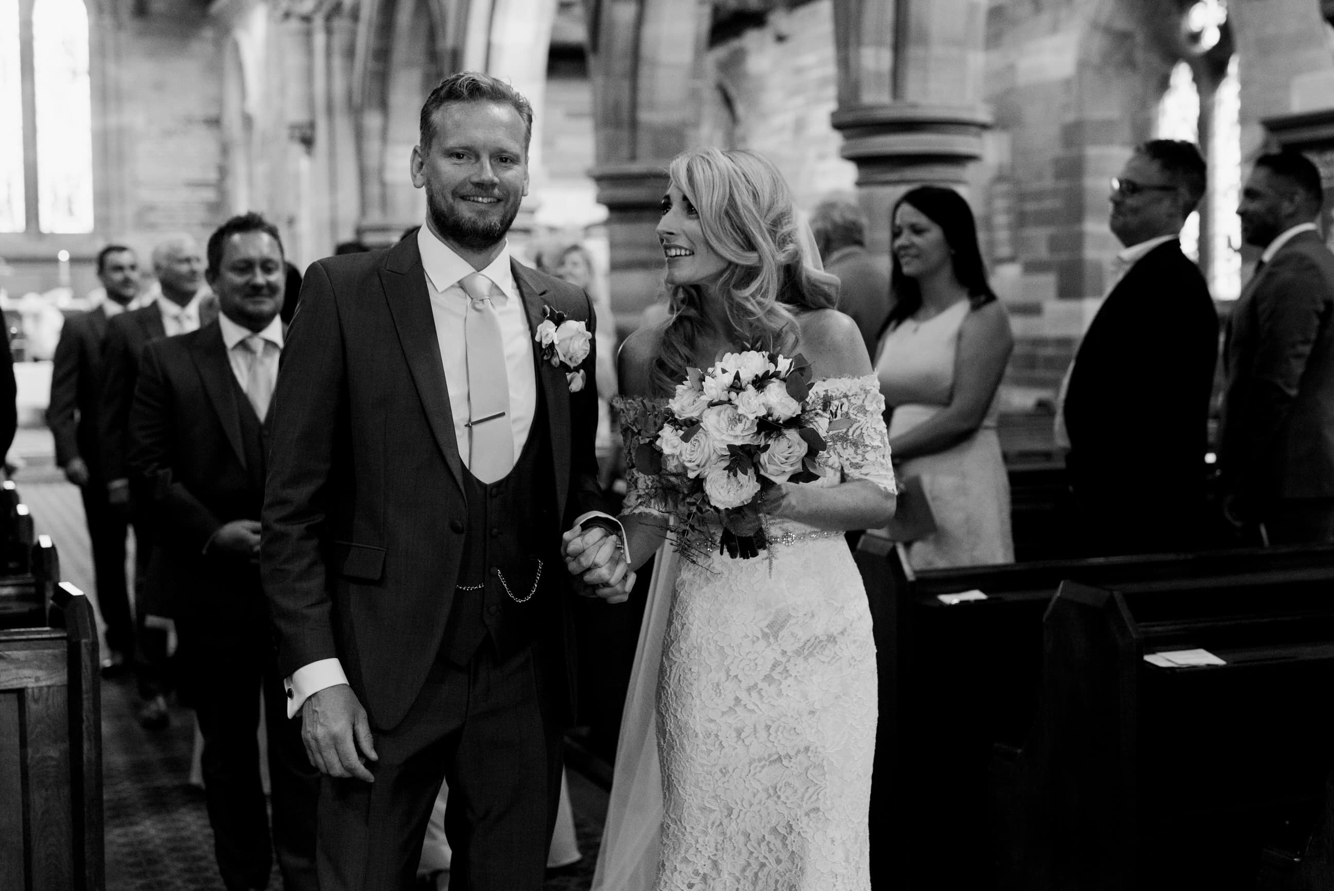 Nunsmere hall wedding photography