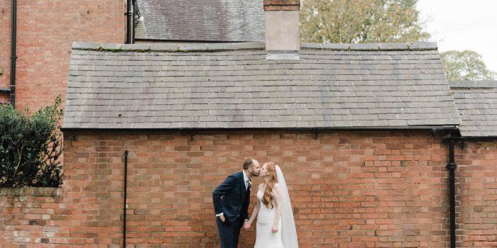Joe & Becky - The Old Vicarage Boutique