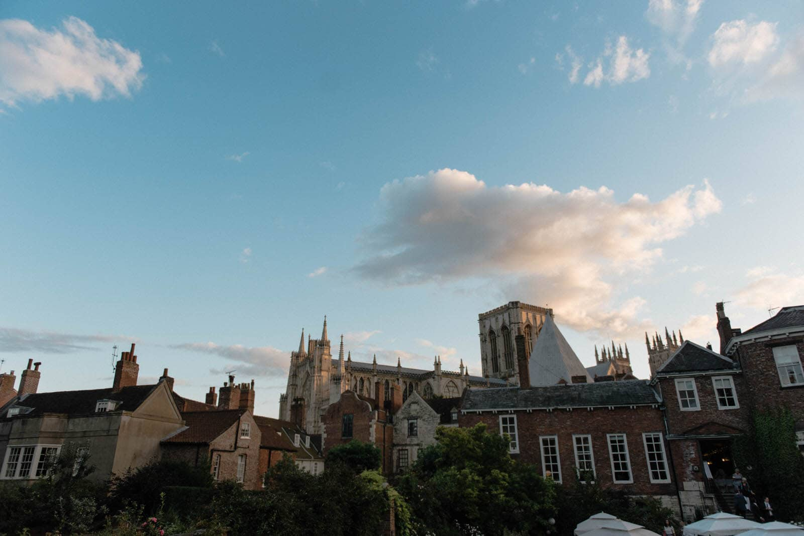 York cathedral photograph and grays court York