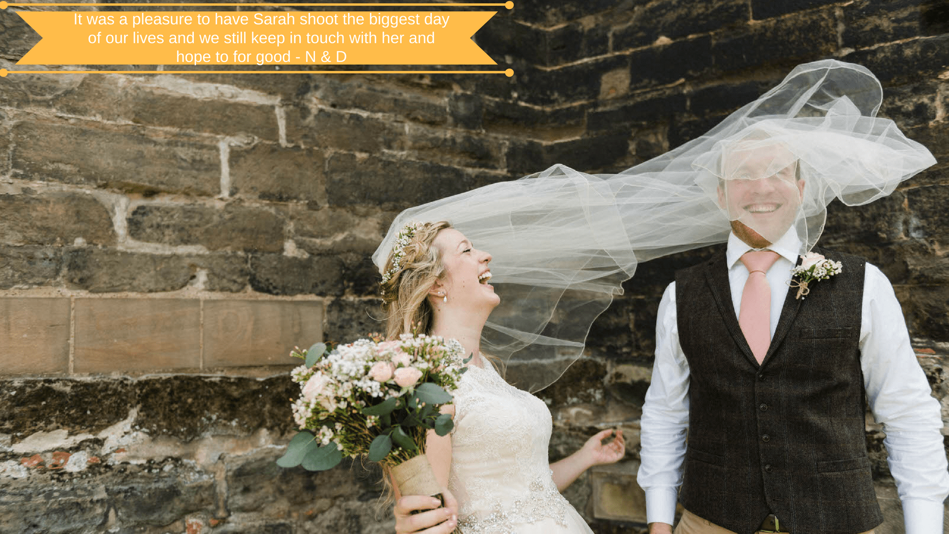 Wedding photography in Sheffield