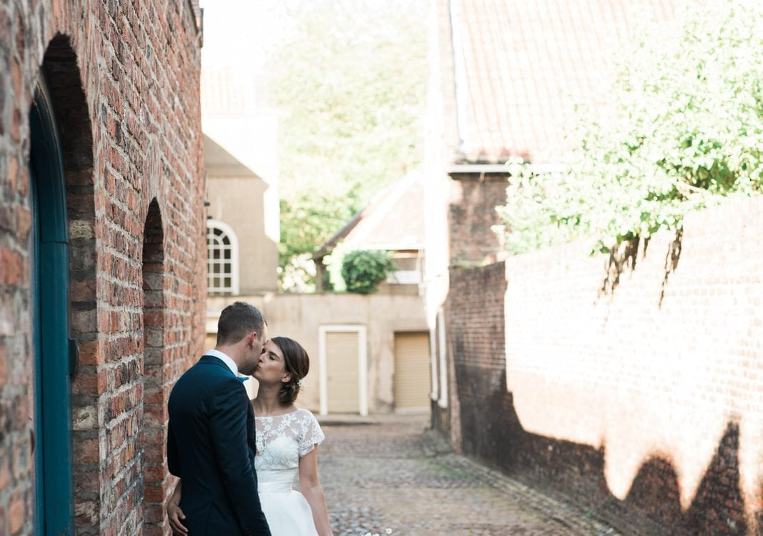 York Wedding Photography, Grays Court - Lora & Dario