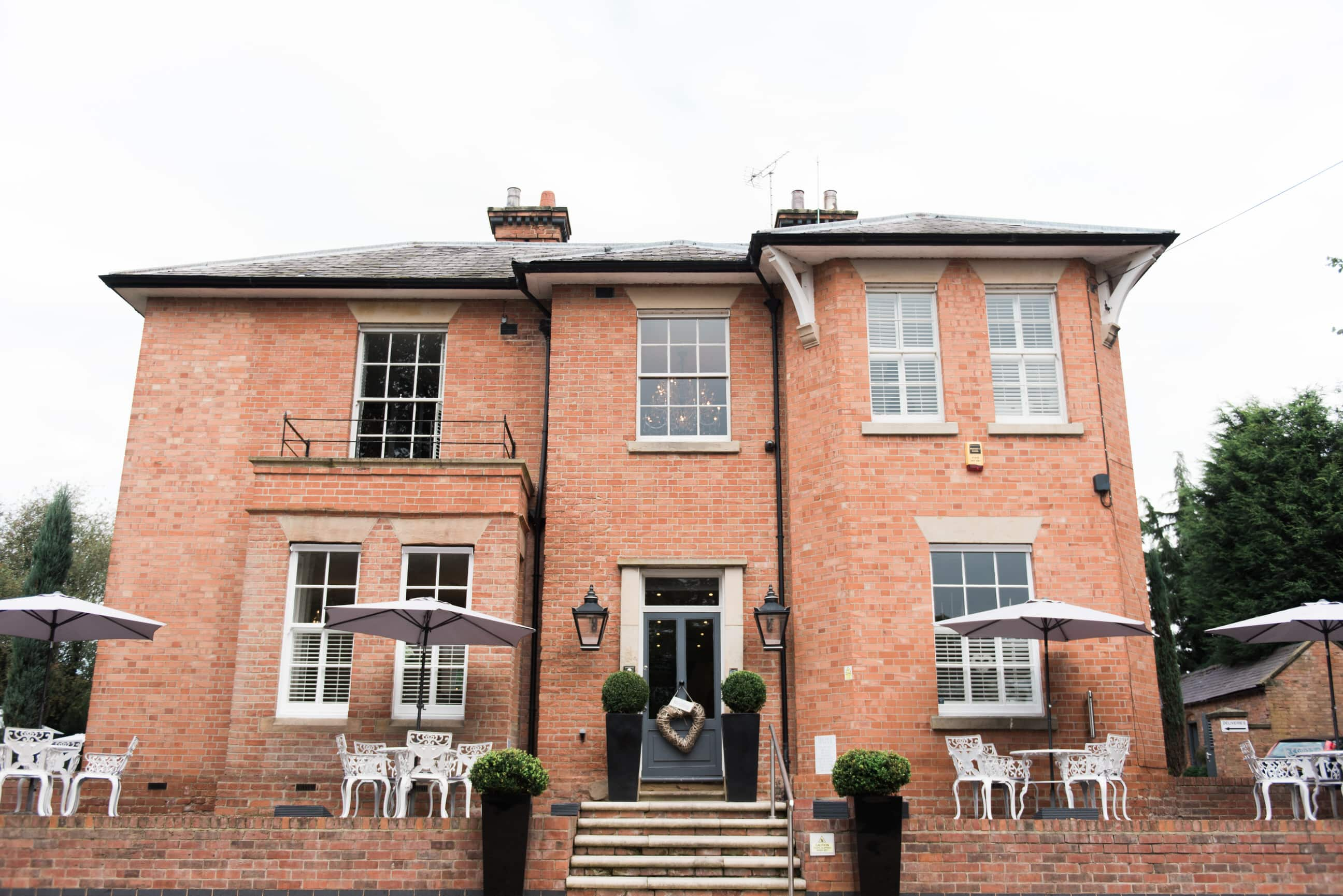 The old vicarage boutique hotel in Southwell