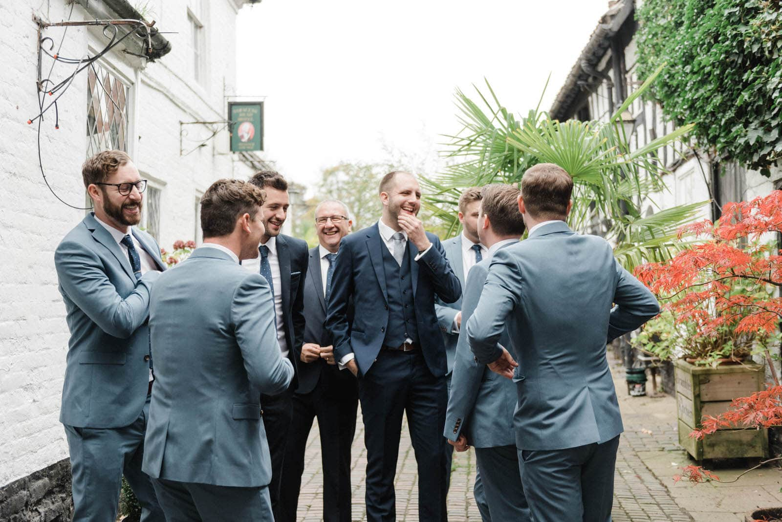 Old Vicarage Boutique wedding photography