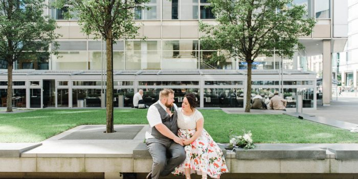 Millennium gallery wedding photographer