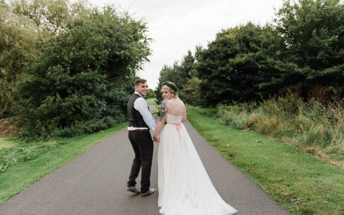 Sarah & Scott - Hirst Priory Wedding