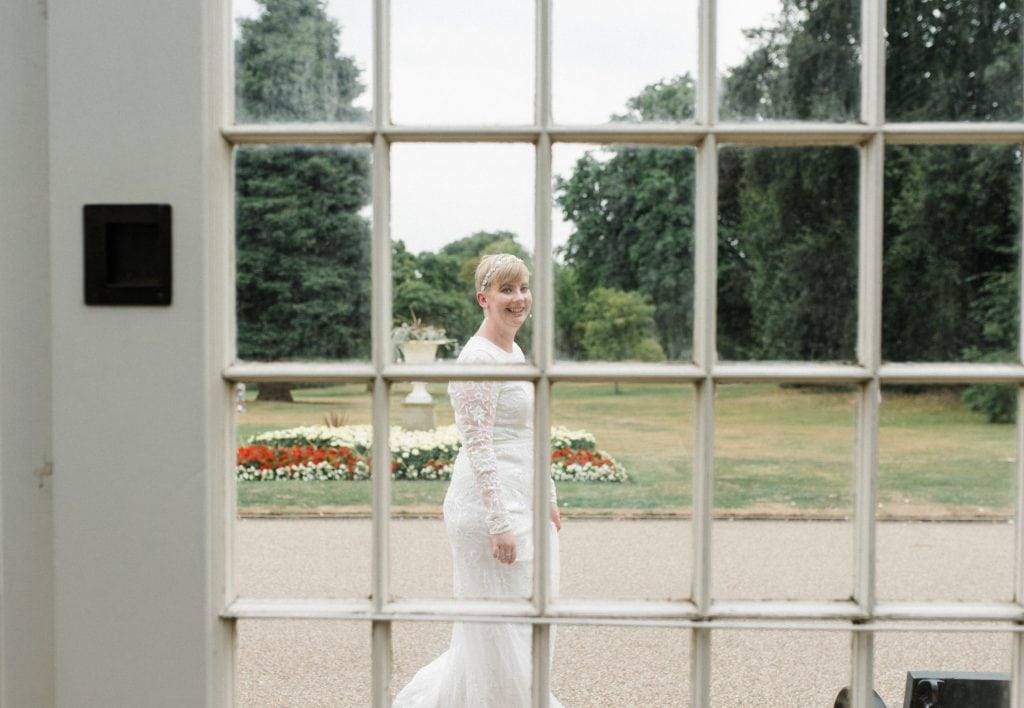 Sheffield Wedding Botanical Gardens
