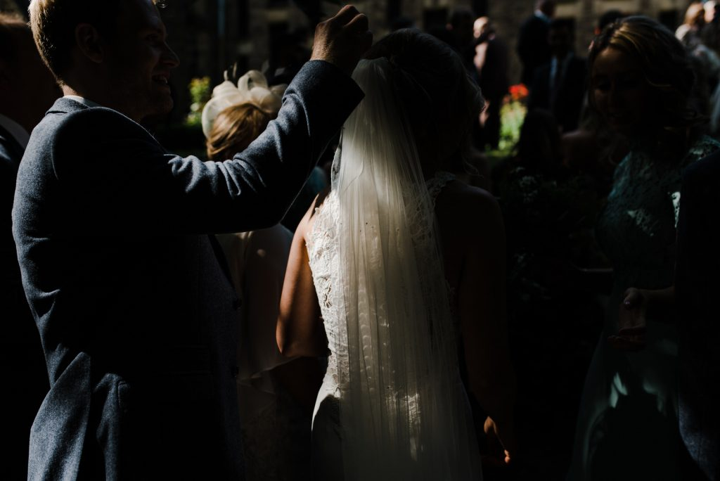 Sheffield City Centre Wedding